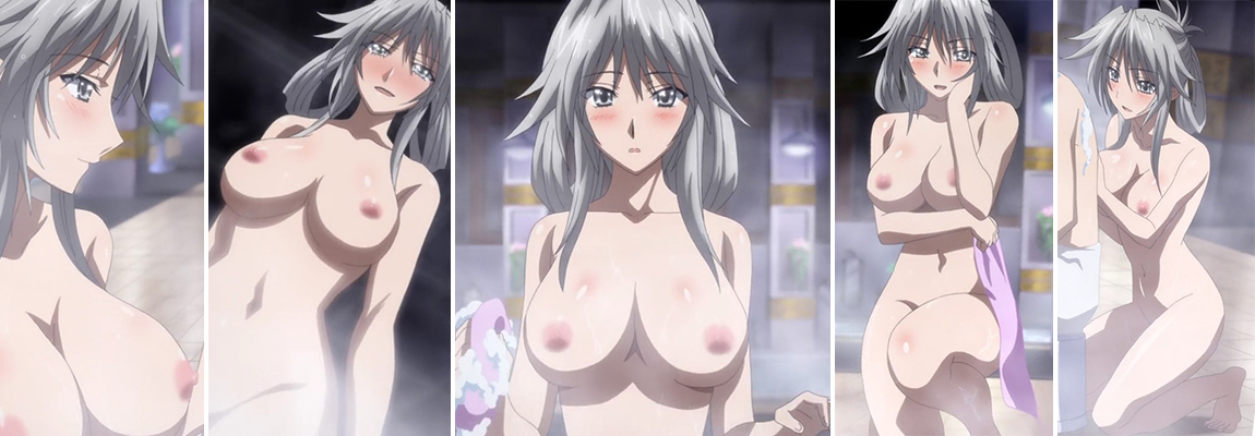 Rias highschool dxd naked are