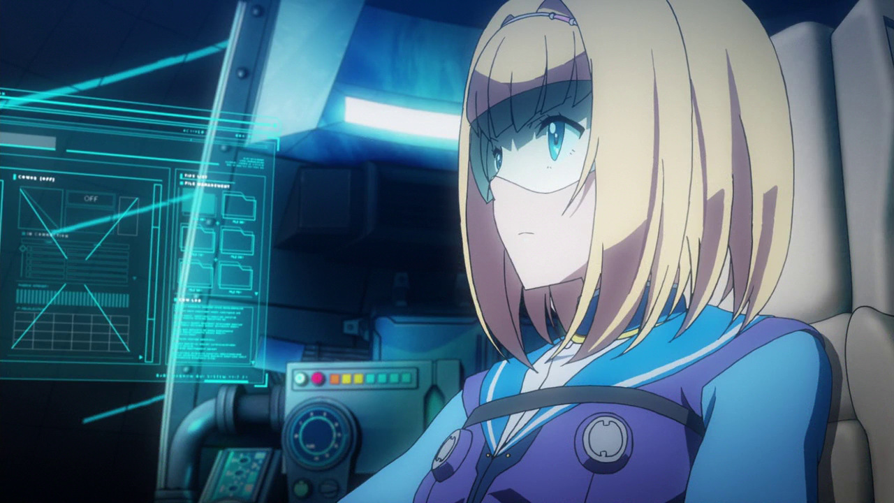 heavy object ep 12 img 02 frame