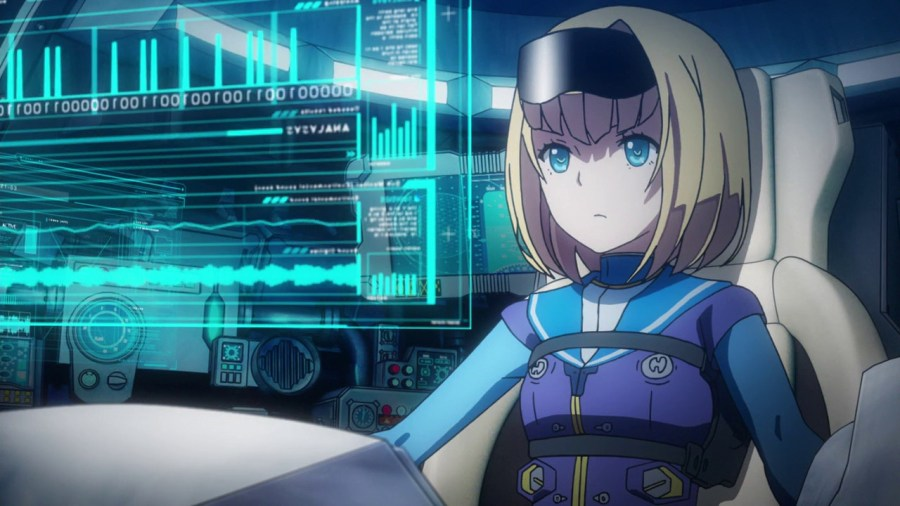 heavy object ep 12 img 07 frame