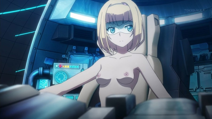 heavy object eps 11 - 12 fanart 02