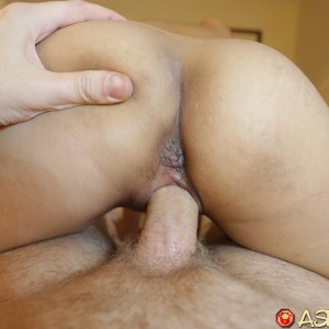Hanya rides cock in pic from Having Sex With Housekeeper gallery