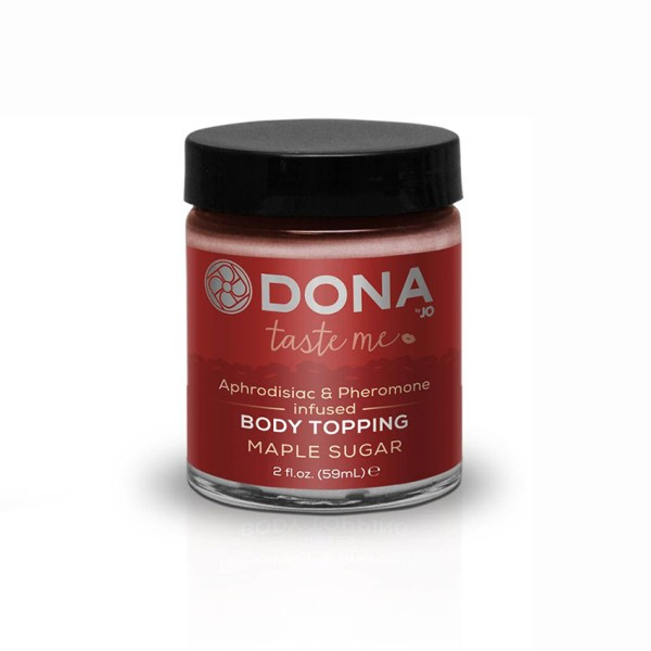 DONA Body Topping - MAPLE SUGAR