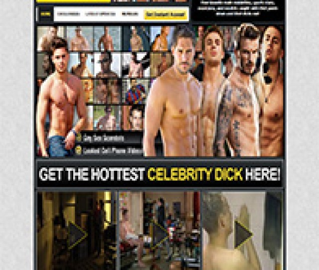 Best Male Celebrities Naked Paid Sites