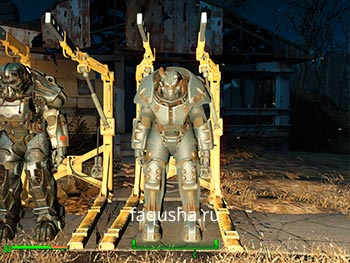 Power Armor x-01 құлауы 4