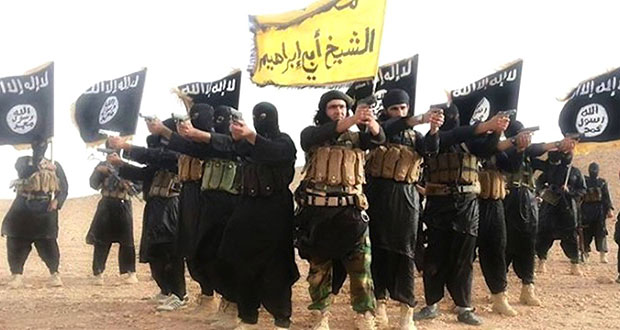 Isis-bandiere