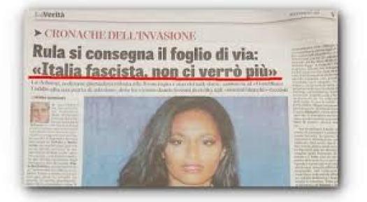 Risultati immagini per rula jebreal contro gli italiani