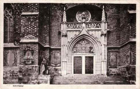 portal główny, stan przedwojenny