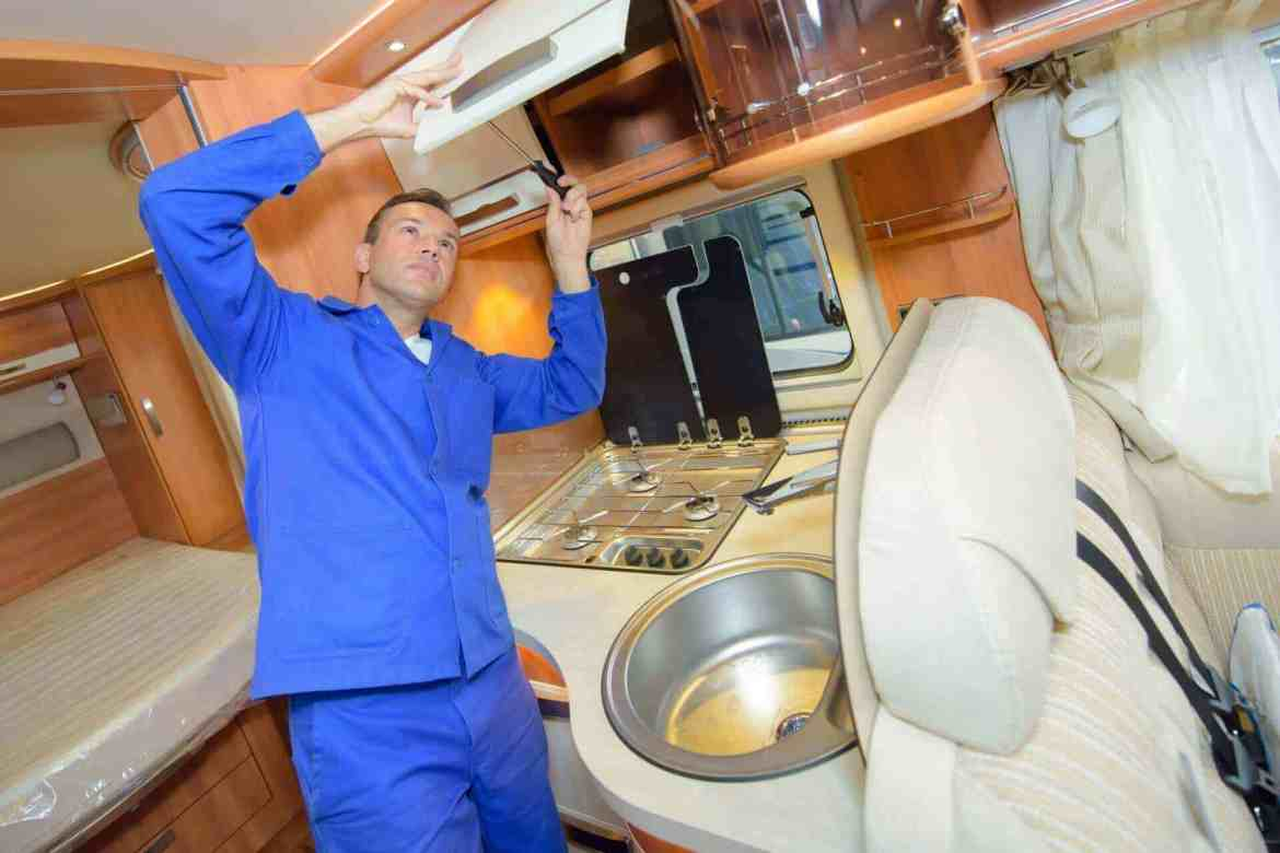 rv interior repair service fullerton