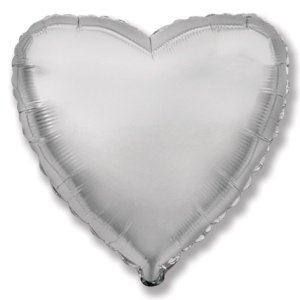 Heart shaped balloon – 46 cm
