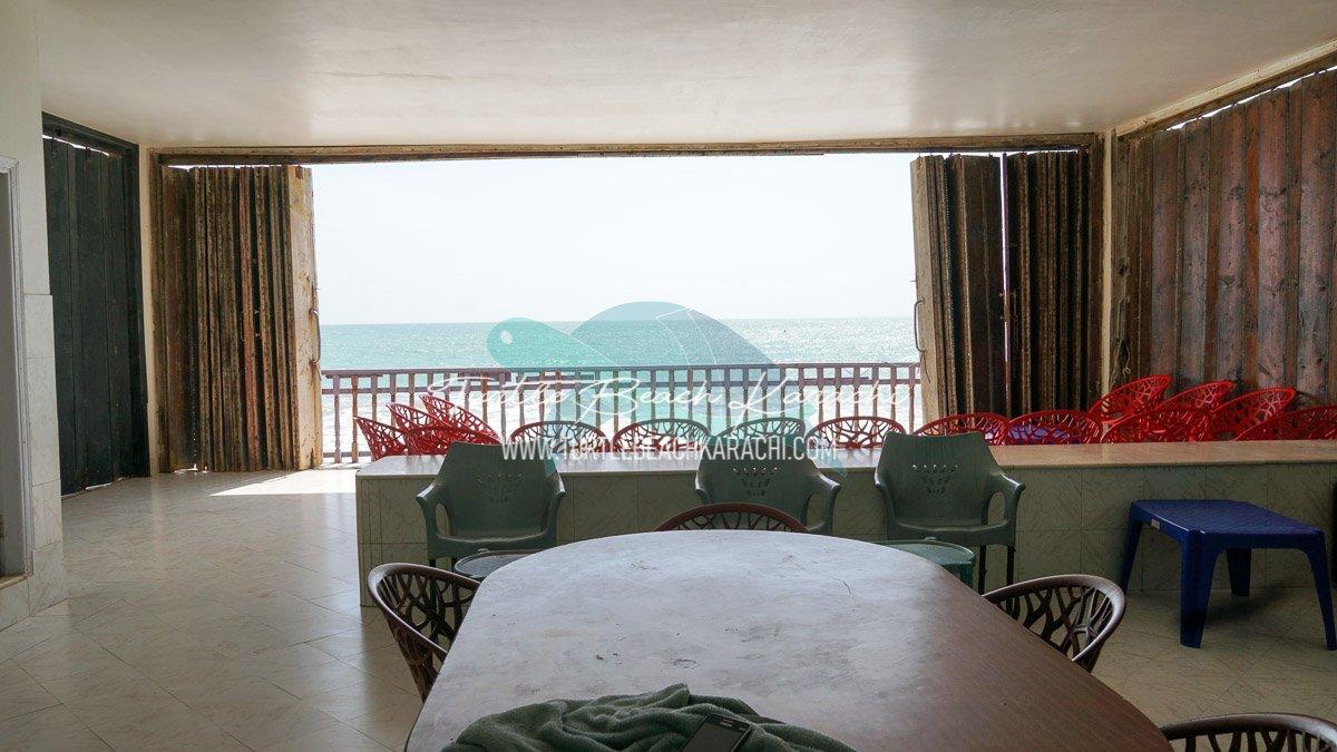 Luxury Beach Hut on Rent at Turtle Beach Karachi - TB11