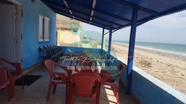 Rent Beach Hut Turtle Beach Karachi - TB9