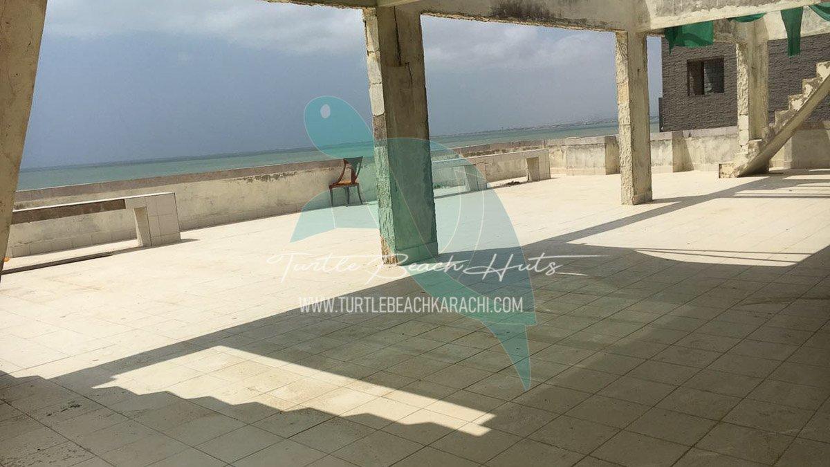 Rent Beach Hut Turtle Beach Karachi - TB7