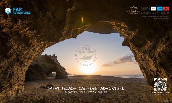 SAPAT BEACH ADVENTURE