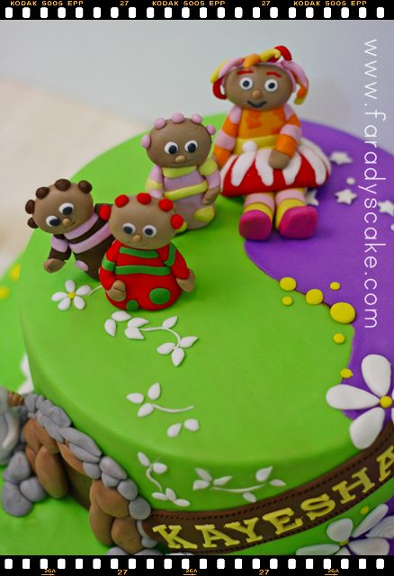 In The Night Garden Faradyscake