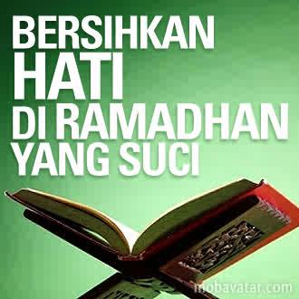 ramadhan yang suci