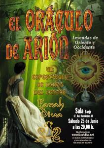 el oraculo de arion cartel