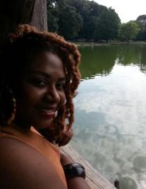 Farah at Park August 11, 2013