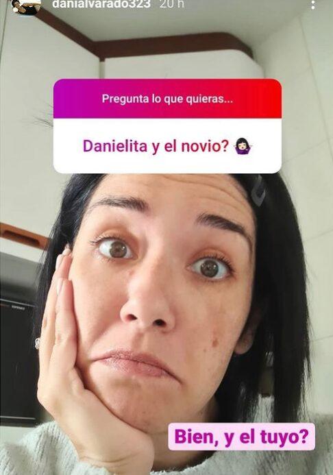 Daniela Alvarado tiene novio y quiere tener hijos capp