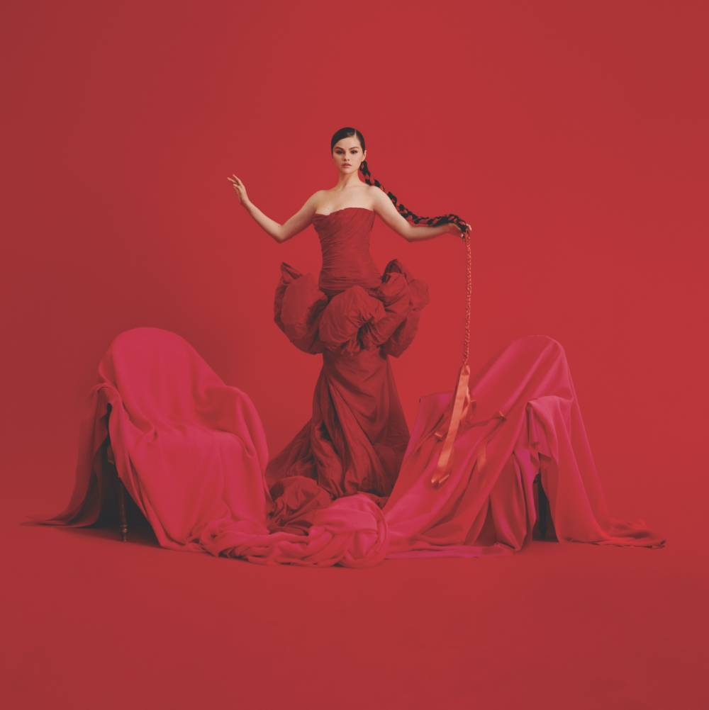 -Selena Gomez saca nuevo sencillo junto a Rauw Alejandro-RE