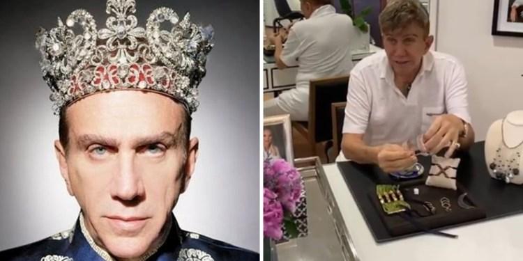 El zar de la belleza relató lo sucedido en sus redes sociales