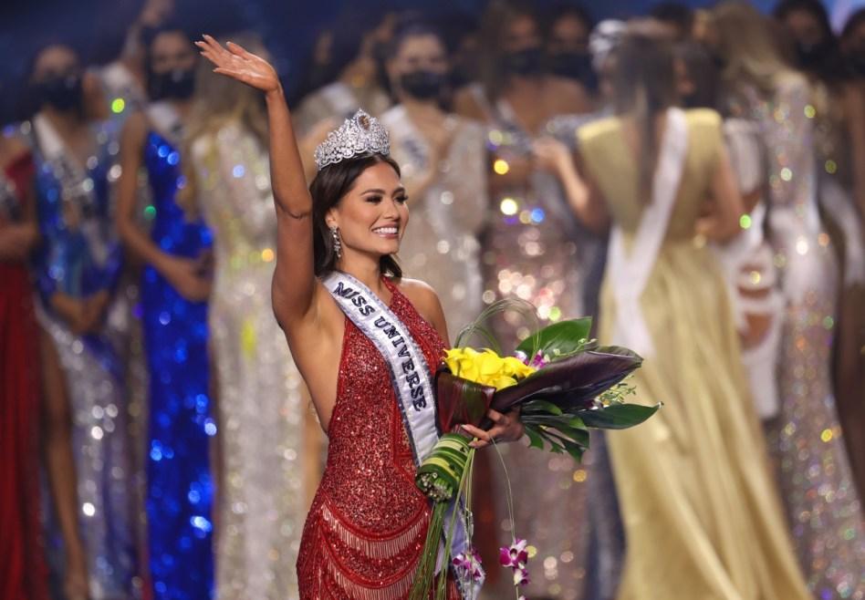 Andrea Meza ganadora del Miss Universo 2021