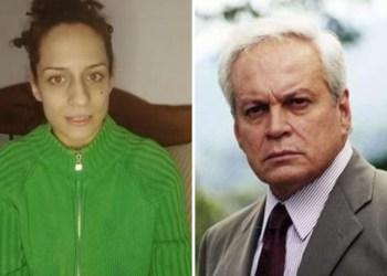 Grecia Augusta- Hija del actor Gustavo Rodríguez