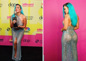 Karol G en Premios Billboard 2021