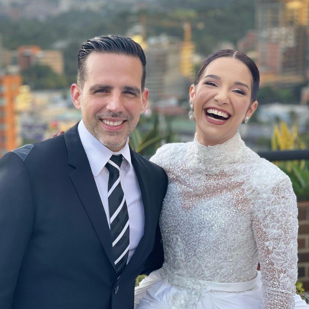 Luis Olavarrieta y Daniela Alvarado