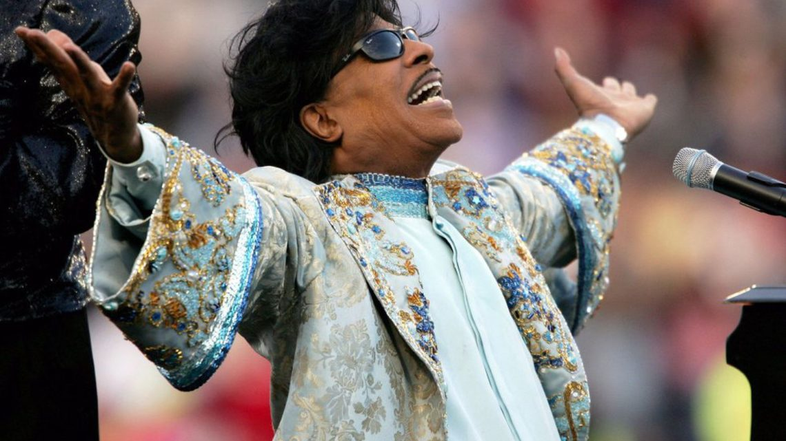 Muere Little Richard, gran pionero del rock n' roll