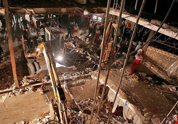 96059 741 مرگ دلخراش دو کودک زیر آوار