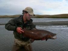 Alex Sea trout