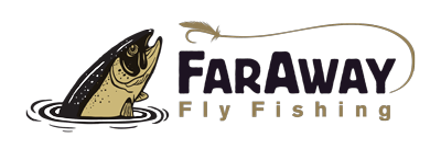 Faraway Fly Fishing Logo