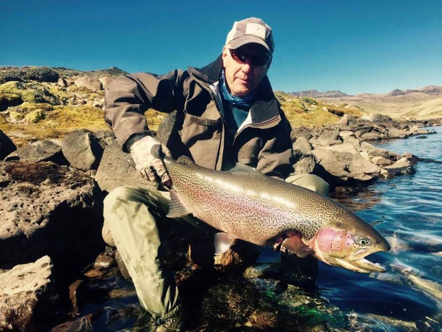 Argentina fly fishing blog faraway fly fishing for What saltwater fish are in season now