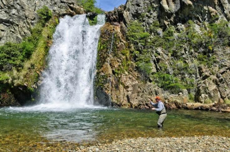 Manso Waterfall