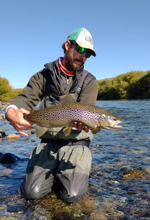 Limay River Browny