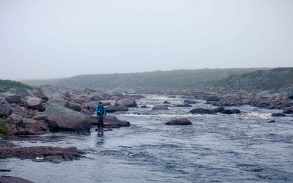 Kola Reserve - fly fishing