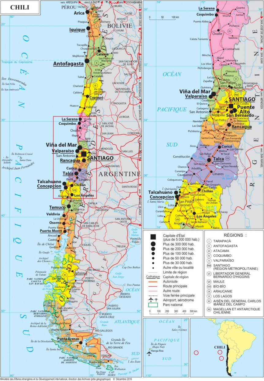 Chile travel restrictions