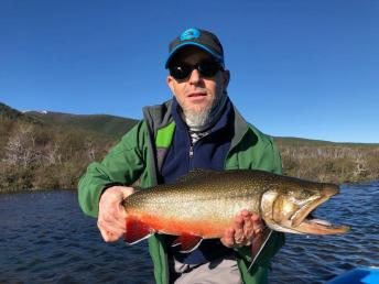 Client Julio ROdriguez - guide @Flyfishingbrains Marce Widmann