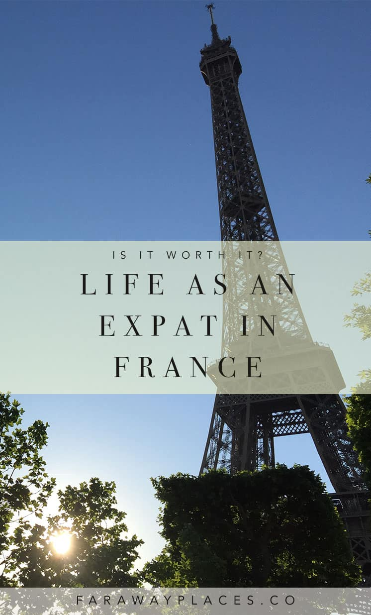 life as an expat in france