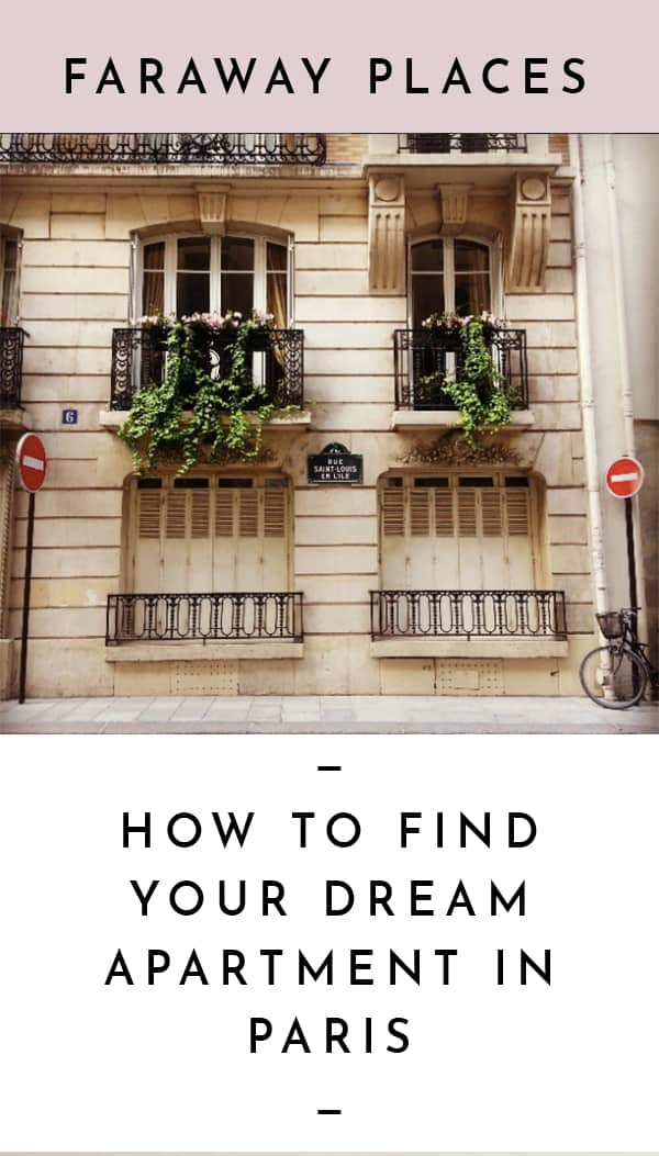 How to Rent an Apartment in Paris (For Most of Us ...