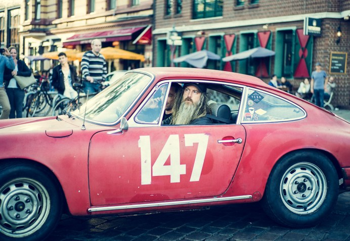 Urban Outlaw Magnus Walker Hamburg, Leica M240