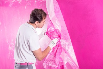 Farbgestalter/ Farbdesigner - Maler in Hannover- Mike Schleupner - Kreativtechniken