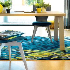 Dekorative Teppiche