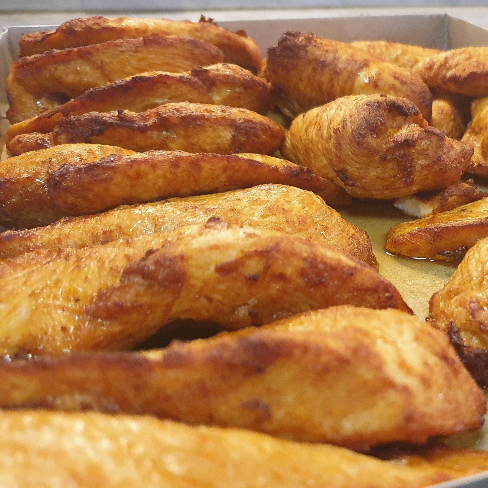 Kycklingfiléer till kycklinggyros / kycklingkebab i Slussen på Södermalm i Stockholm