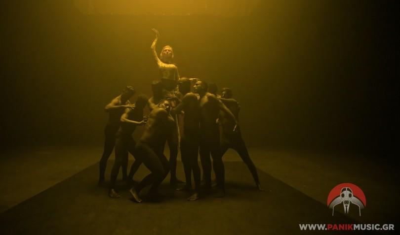 El Diablo av Elena Tsagrinou tävlar för Cypern i Eurovisionen 2021