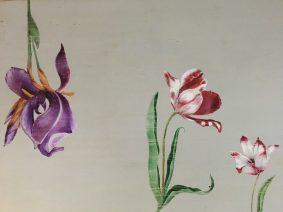 Tulpen, Tischplatte Tulips, Tabletop