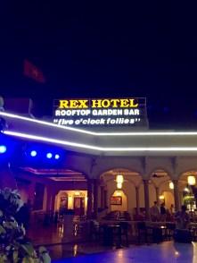 Rex Hotel Rooftop Bar