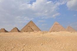 PYRAMID OF GIZA-EGYPT