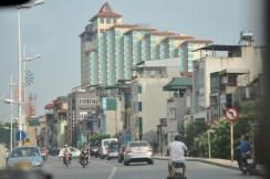 Hanoi highway