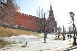 Kremlin side wall